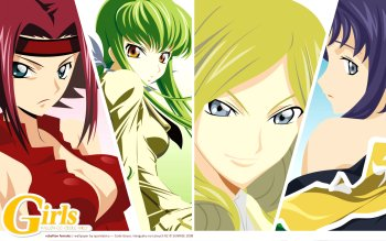 Anime - Code Geass Wallpapers and Backgrounds ID : 130517