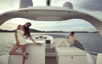 Fordon - Yacht Wallpapers and Backgrounds ID : 131655