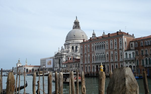 Man Made Monument Monuments Woman Venice HD Wallpaper   Background Image