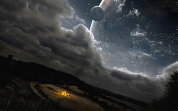 Sci Fi - Landscape Wallpapers and Backgrounds ID : 132007