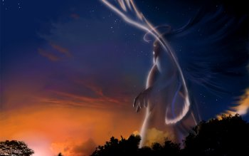 Fantasy - Angel Wallpapers and Backgrounds ID : 132009