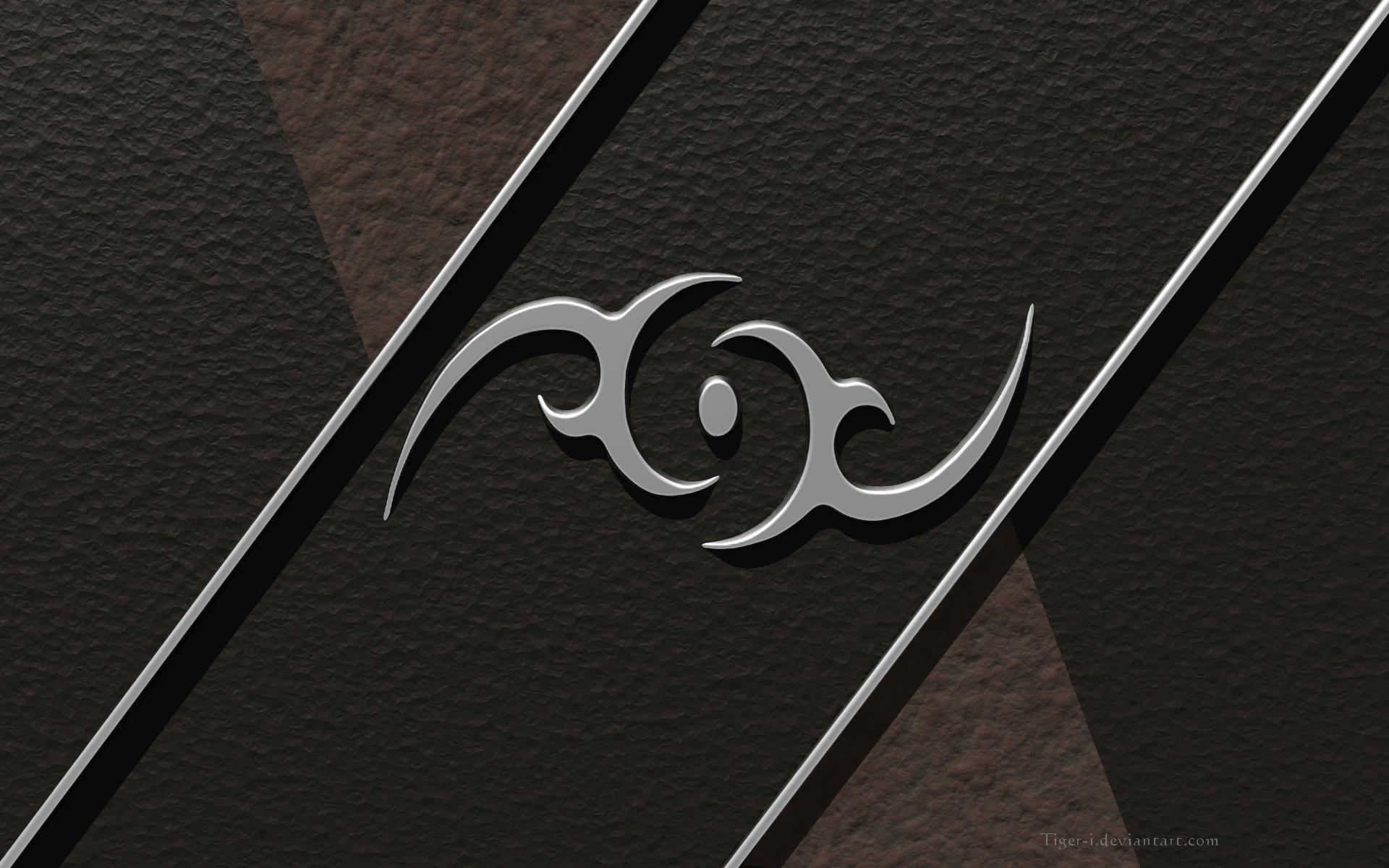 tribal design wallpaper brown -#main