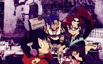 Anime - Tengen Toppa Gurren Lagann Wallpapers and Backgrounds ID : 133299