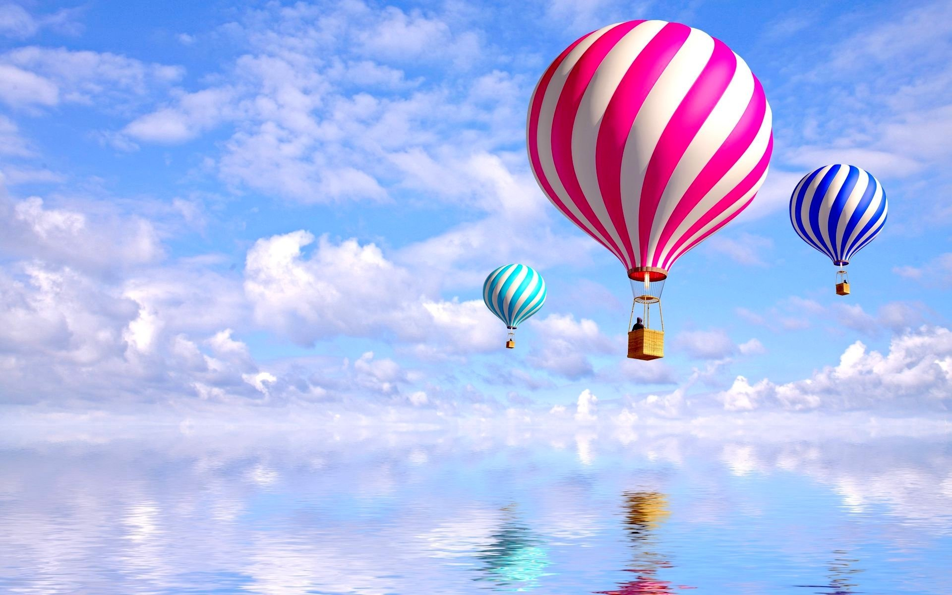 Balloon Full HD Wallpaper and Background 1920x1200 ID134869