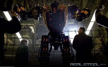 Movie - Real Steel Wallpapers and Backgrounds ID : 134879