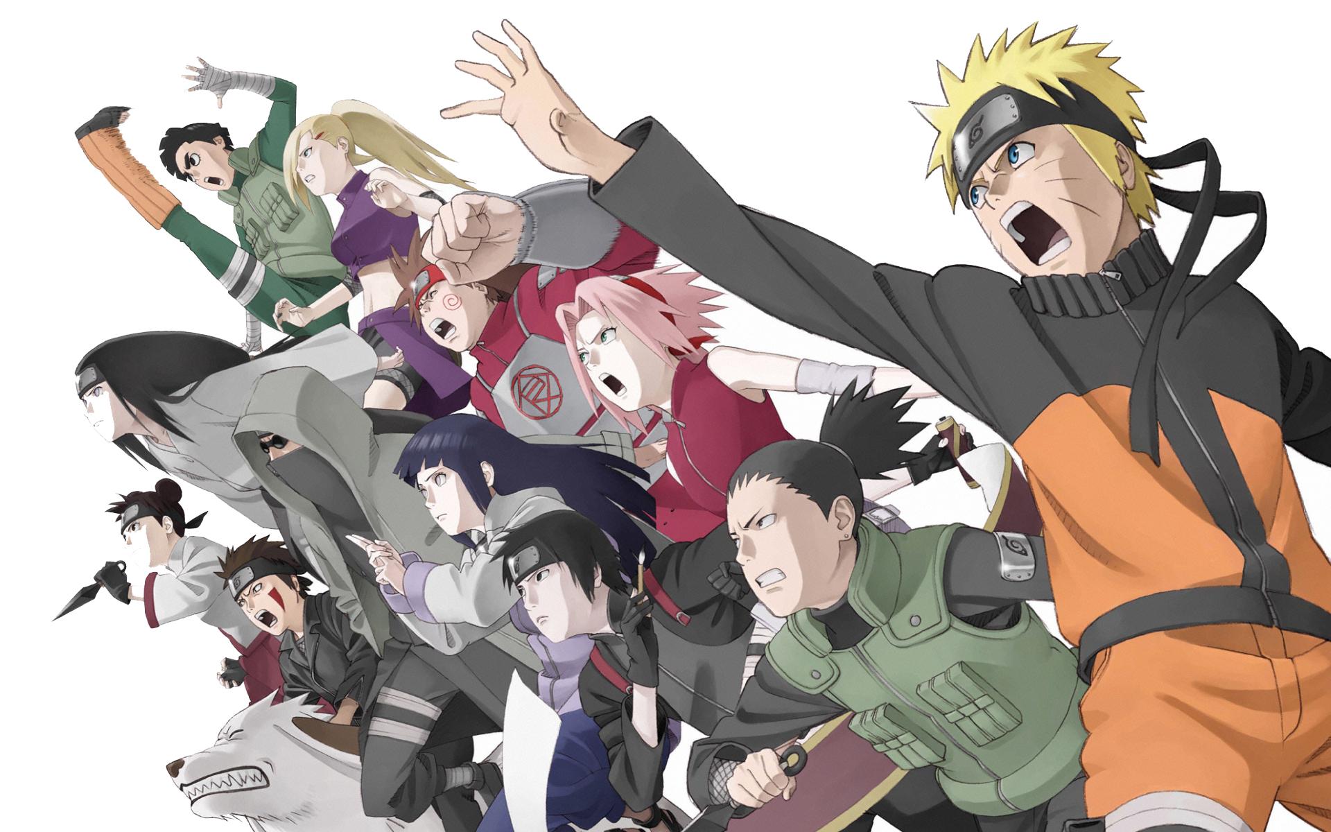 Naruto - ciekawostki