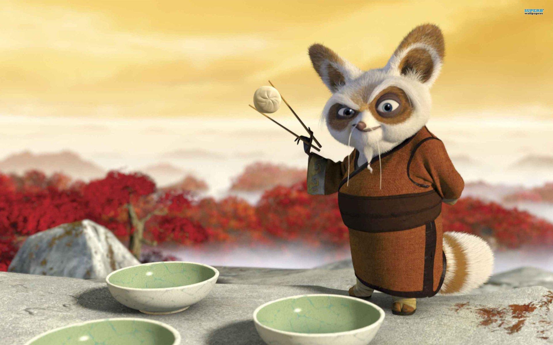 Kung Fu Panda Full HD Wallpaper and Background Image