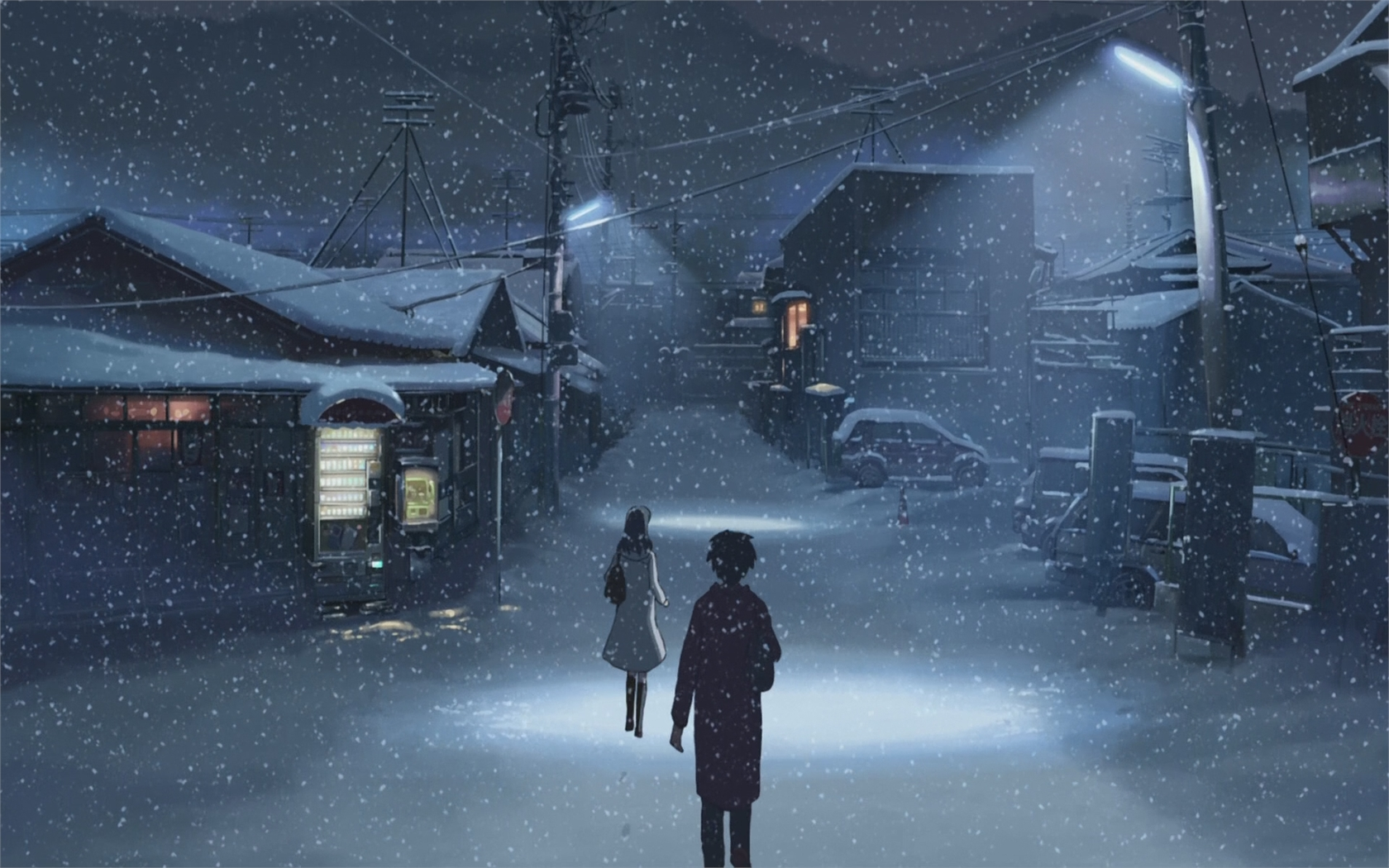 5 centimeters per second wallpaper and background image 1680x1050