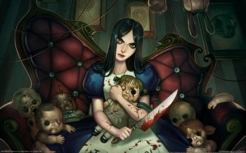 Video Game - Alice Madness Returns Wallpapers and Backgrounds ID : 138369