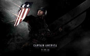 Movie - Captain America: The First Avenger Wallpapers and Backgrounds ID : 139539