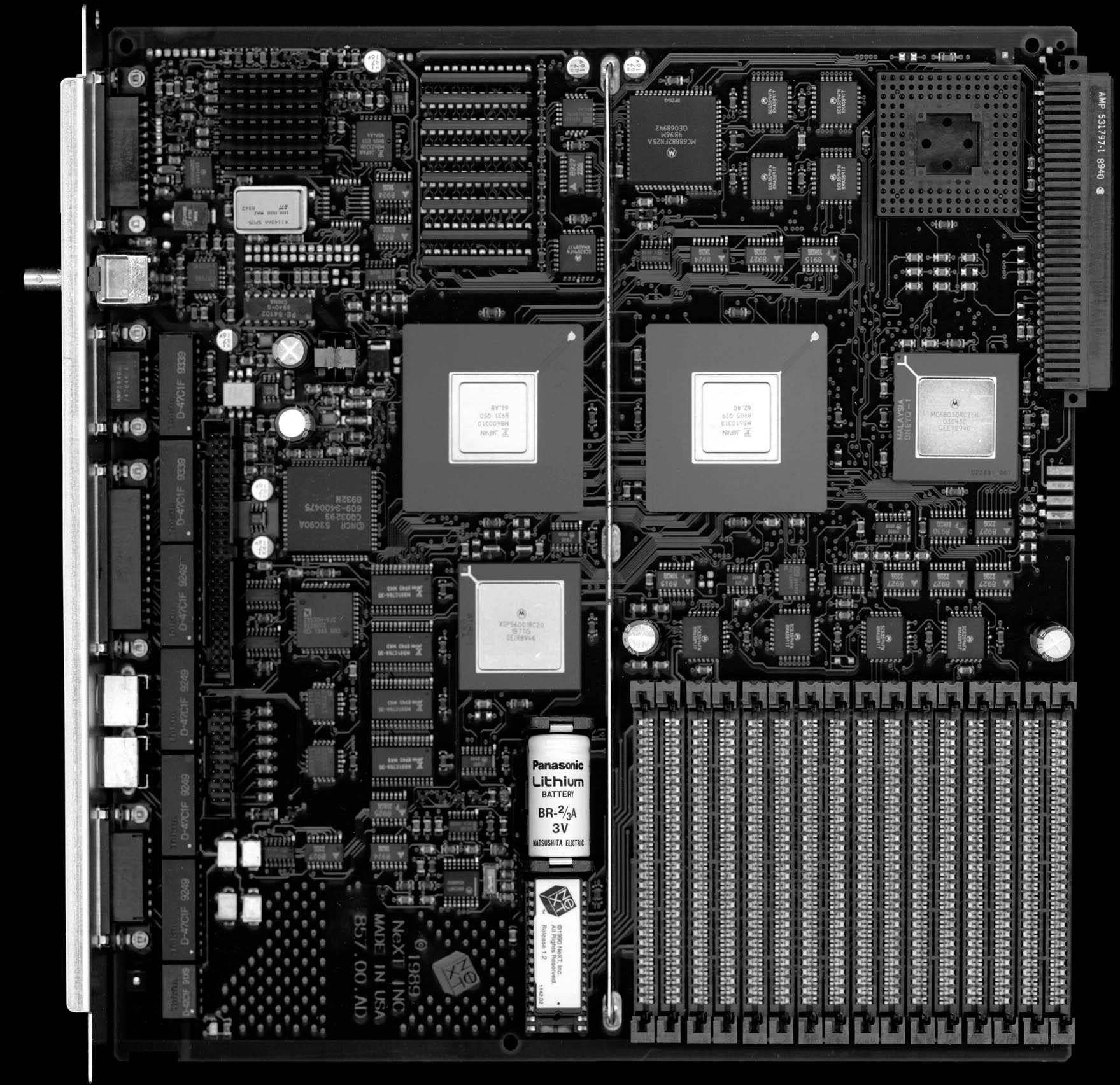 Teknologi - Hardware  Bakgrund