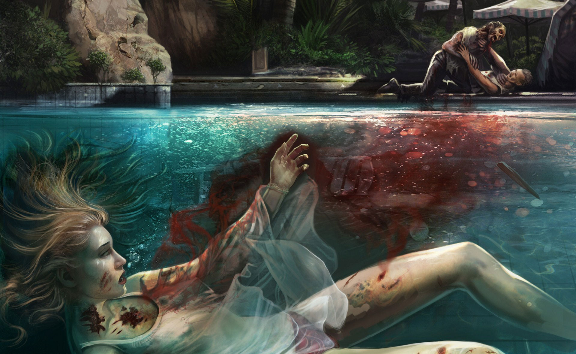 Dead island full hd wallpaper and background image 1920x1179 video game dead island wallpaper voltagebd Choice Image