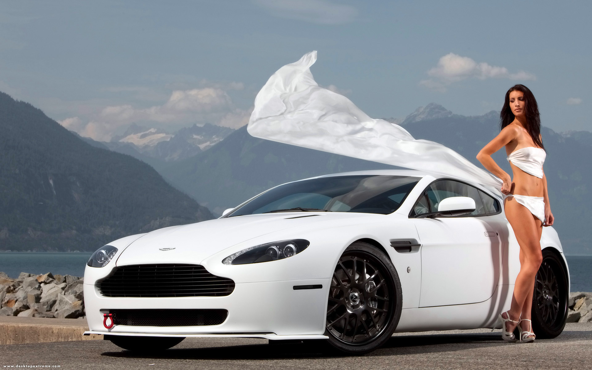 Aston Martin V Vantage HD Wallpaper Background Image X - Aston martin latest models