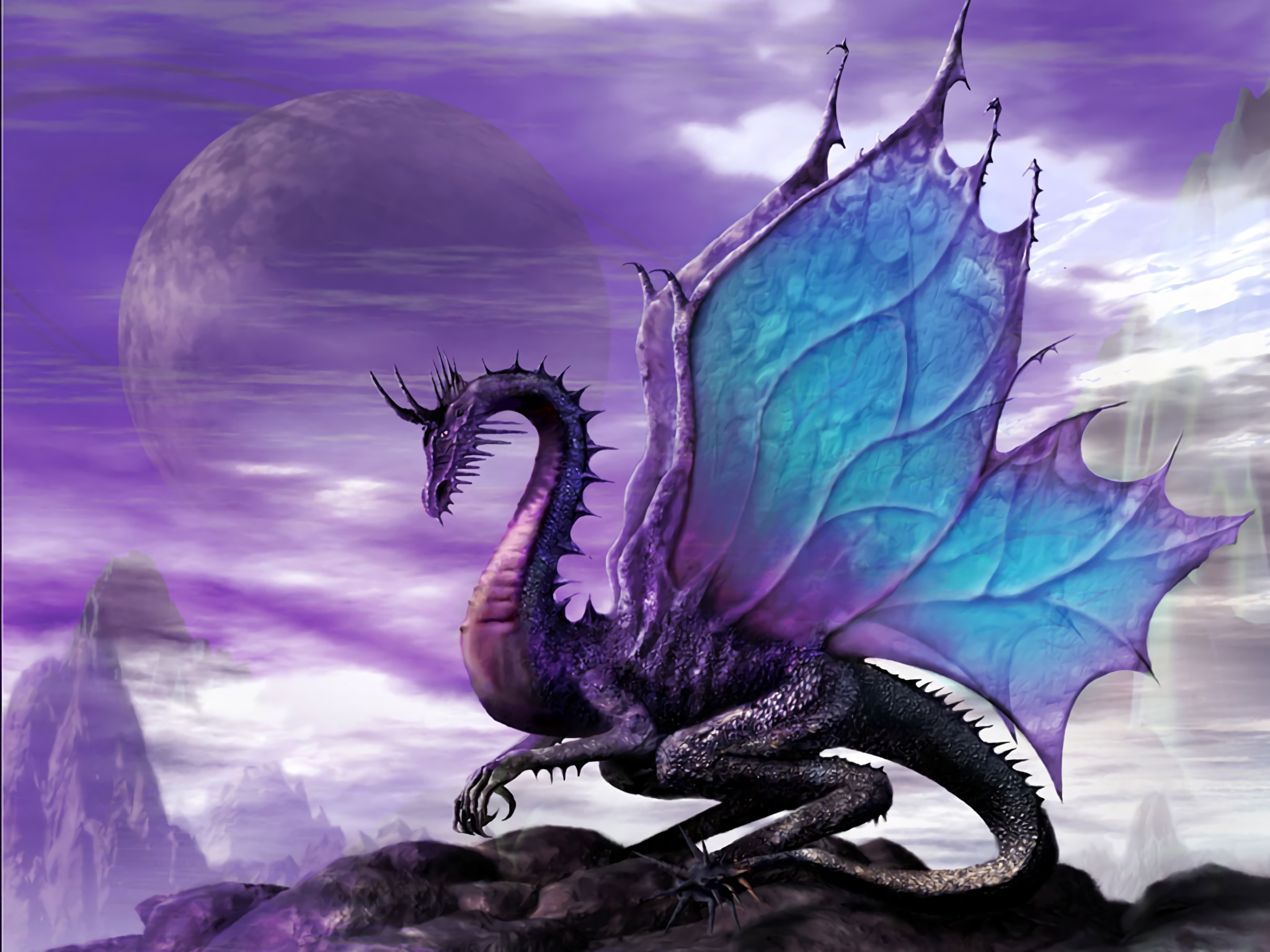 2029 Dragon HD Wallpapers