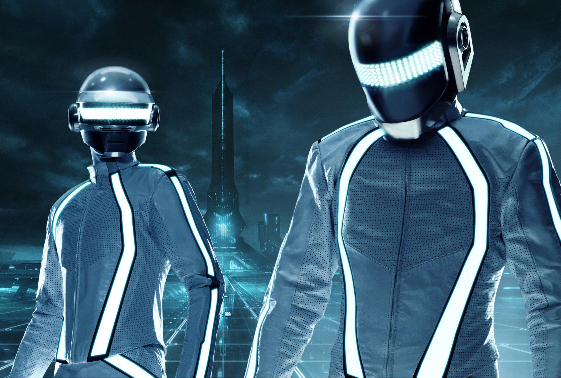 Musik - Daft Punk  Bakgrund