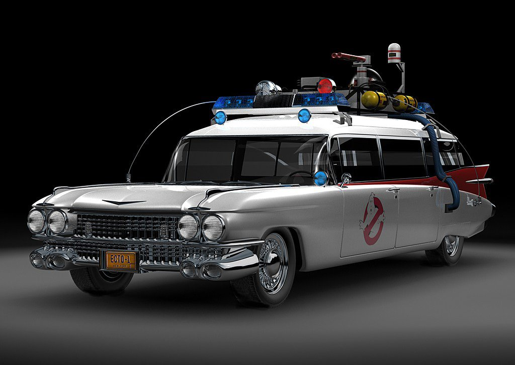 CGI - Real World  Ghostbusters Wallpaper