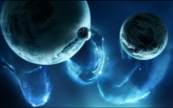 Science-Fiction - Planeten Wallpapers and Backgrounds ID : 141345