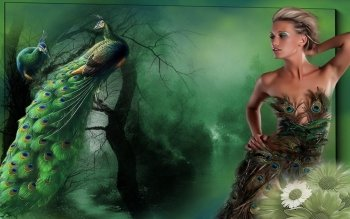 Fantasy - Frauen Wallpapers and Backgrounds ID : 141897