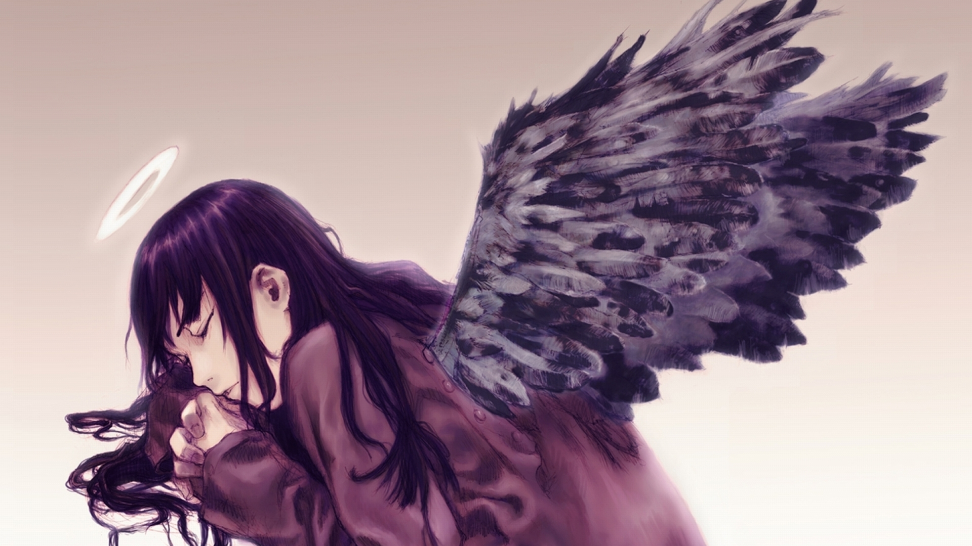 Anime - Haibane Renmei  Wallpaper