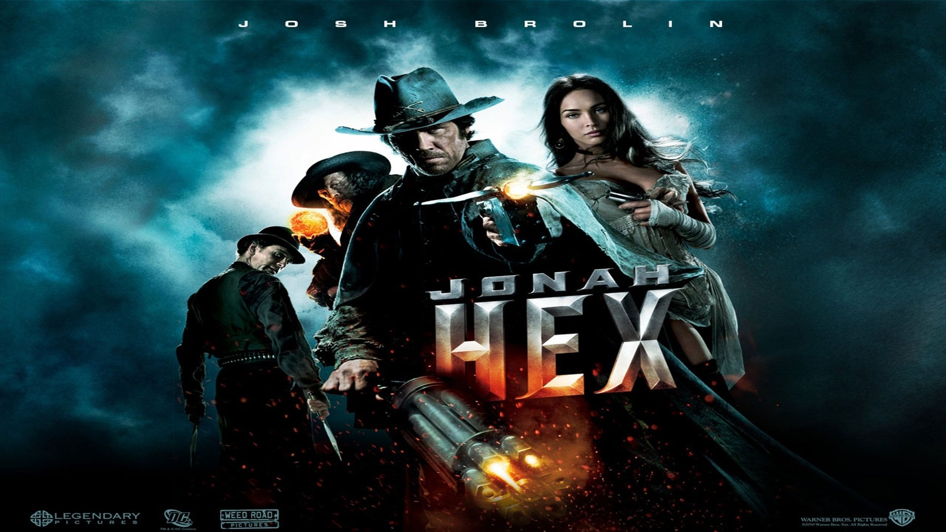 jonah hex full hd wallpaper and background image