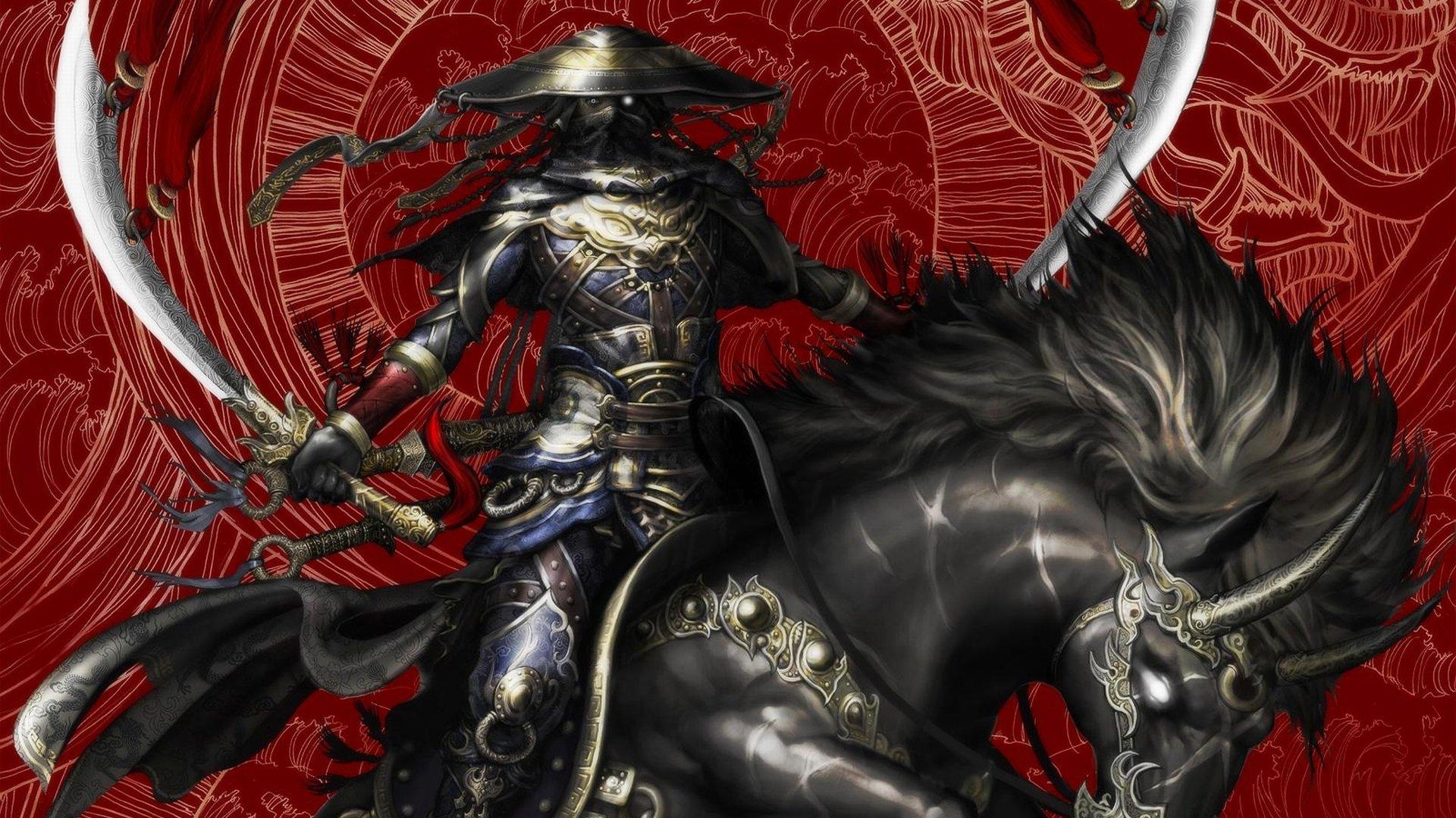 Samurai Hd Wallpaper Background Image 1920x1080 Id 142537