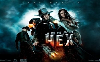 Movie - Jonah Hex Wallpapers and Backgrounds ID : 142007