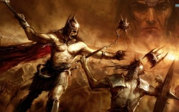 Computerspiel - Age Of Conan Wallpapers and Backgrounds ID : 142009