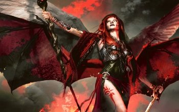 Fantasy - Demon Wallpapers and Backgrounds ID : 142075