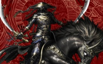 Fantasy - Samurai Wallpapers and Backgrounds ID : 142537