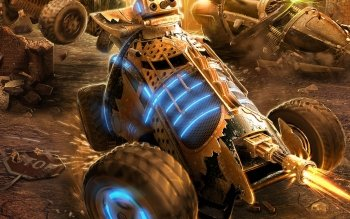 Video Game - Auto Assault Wallpapers and Backgrounds ID : 142577