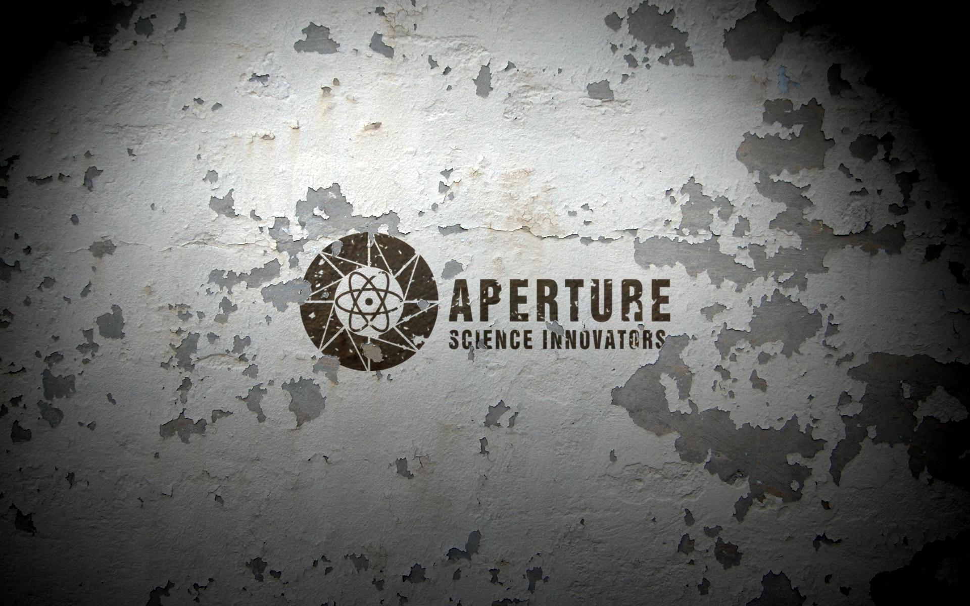 Jeux Vidéo - Portal  - 300 Fond d'écran