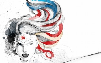 Comics - Wonder Woman Wallpapers and Backgrounds ID : 143479