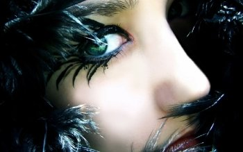 Women - Eye Wallpapers and Backgrounds ID : 143535