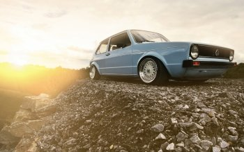 Vehicles - Volkswagen Golf Wallpapers and Backgrounds ID : 143785
