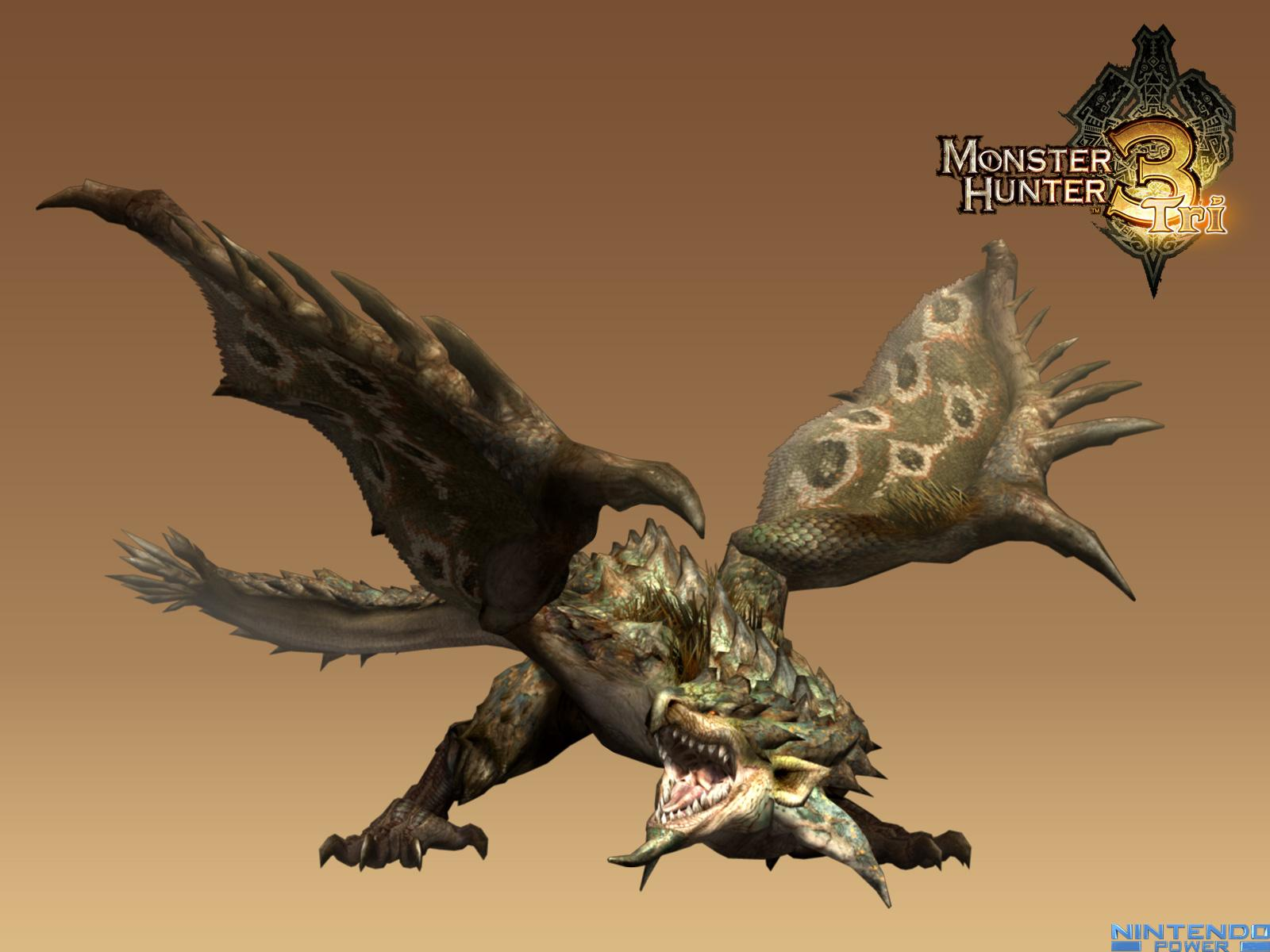 Video Game - Monster Hunter Wallpaper