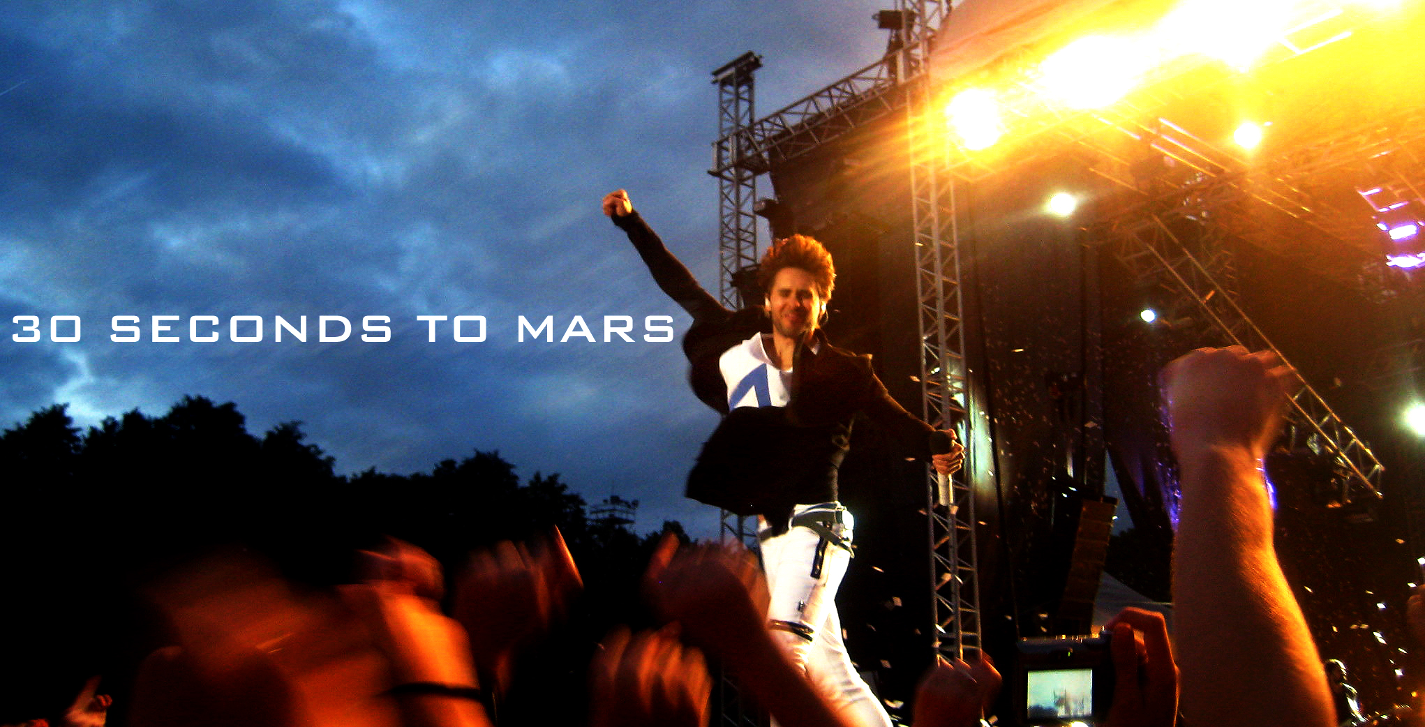 30 seconds to mars Jared Computer Wallpapers, Desktop ...