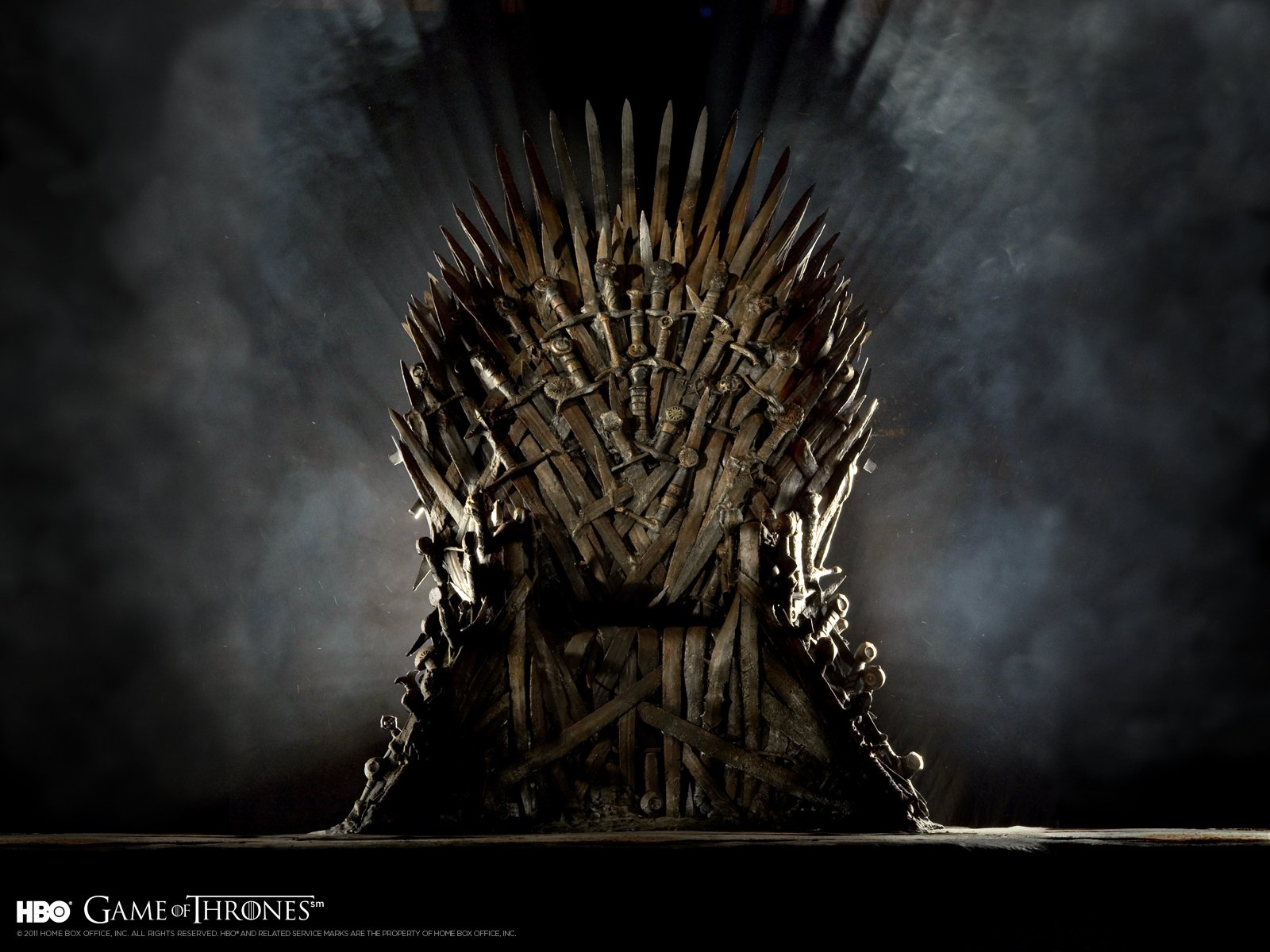 TV Show - Game Of Thrones  Iron Throne Wallpaper
