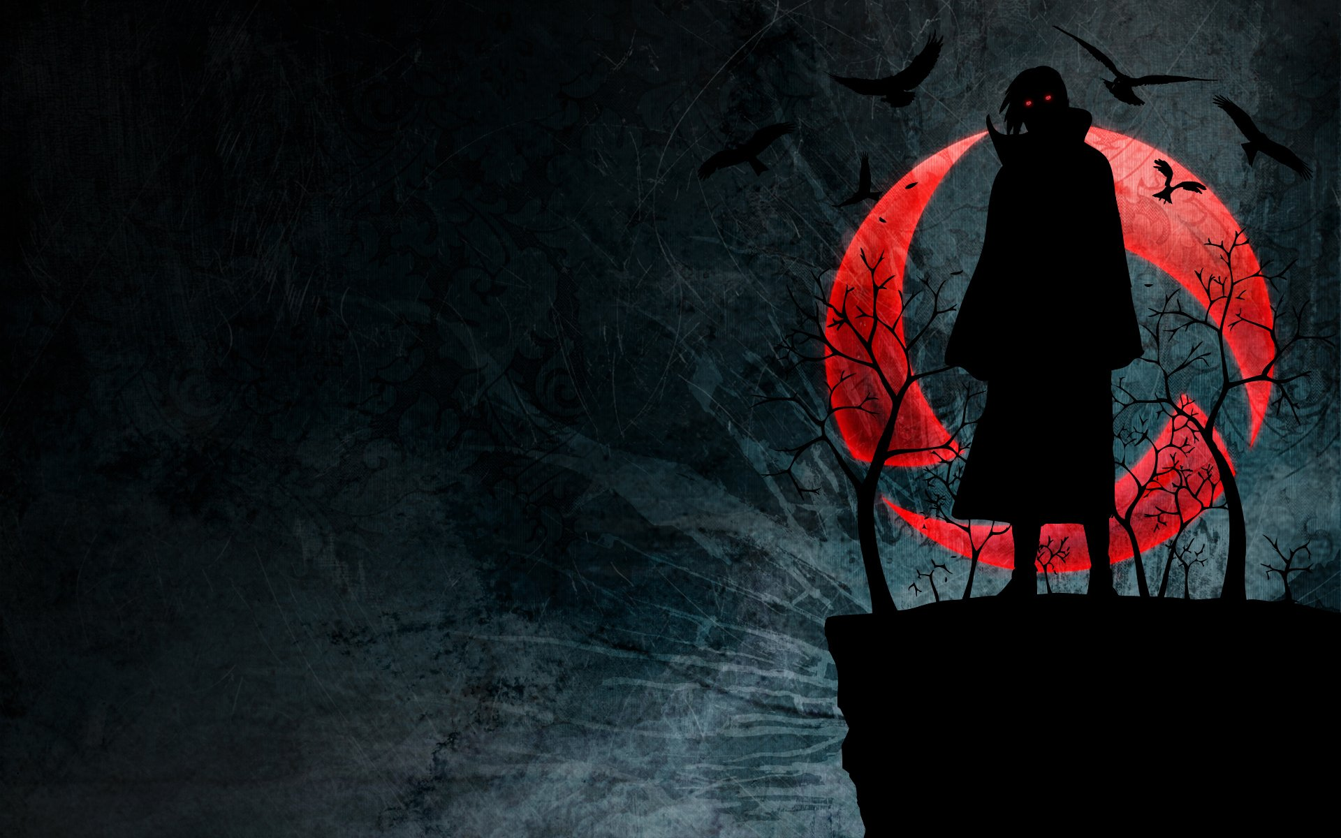 Anime - Naruto  Itachi Uchiha Anime Wallpaper