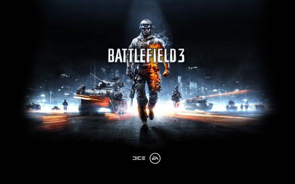 Video Game - battlefield 3 Wallpapers and Backgrounds