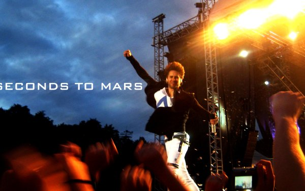 Music Thirty Seconds to Mars Band (Music) United States 30 Seconds To Mars Jared Leto Rock HD Wallpaper | Background Image