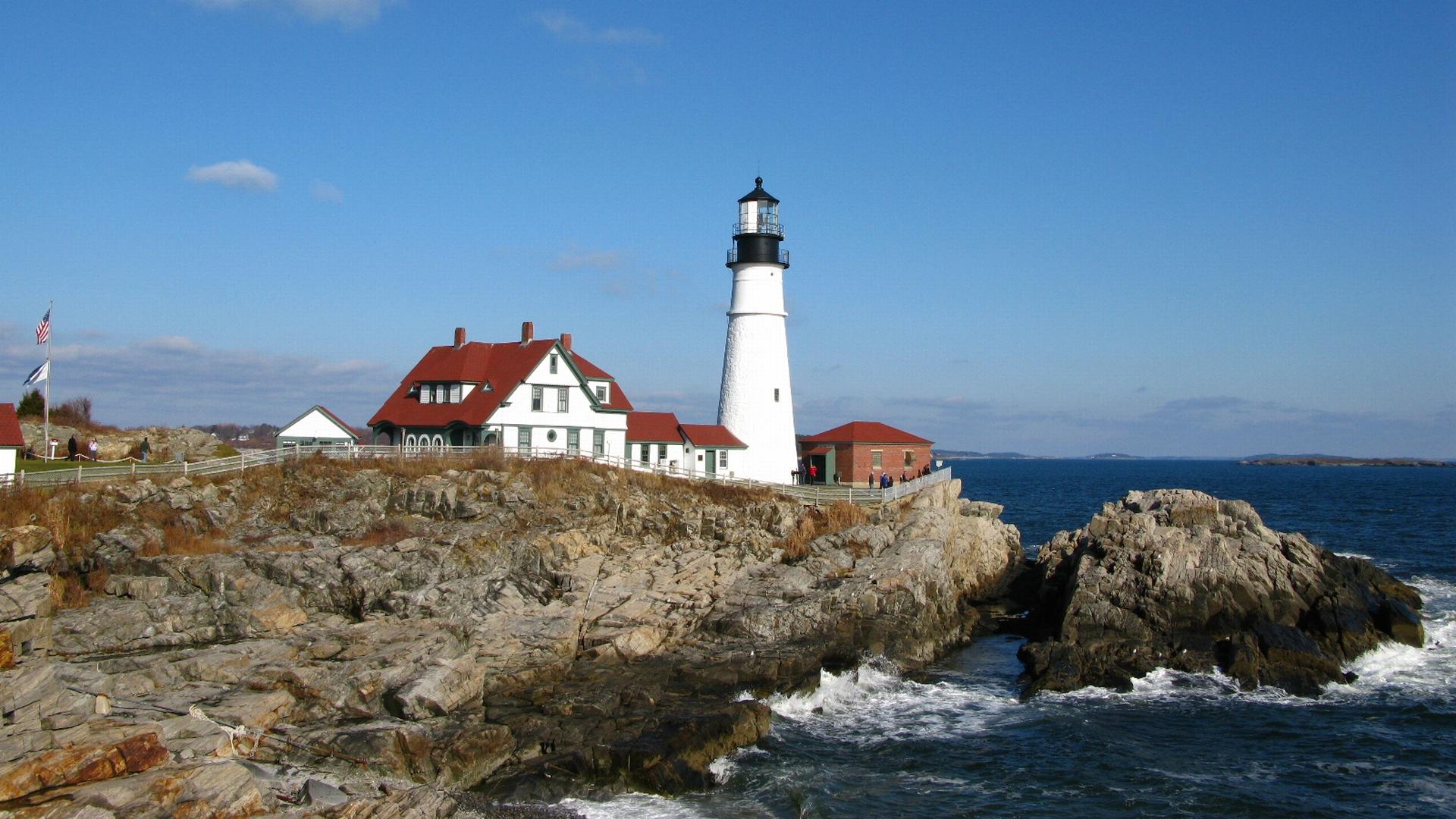 lighthouse wallpaper desktop - photo #49