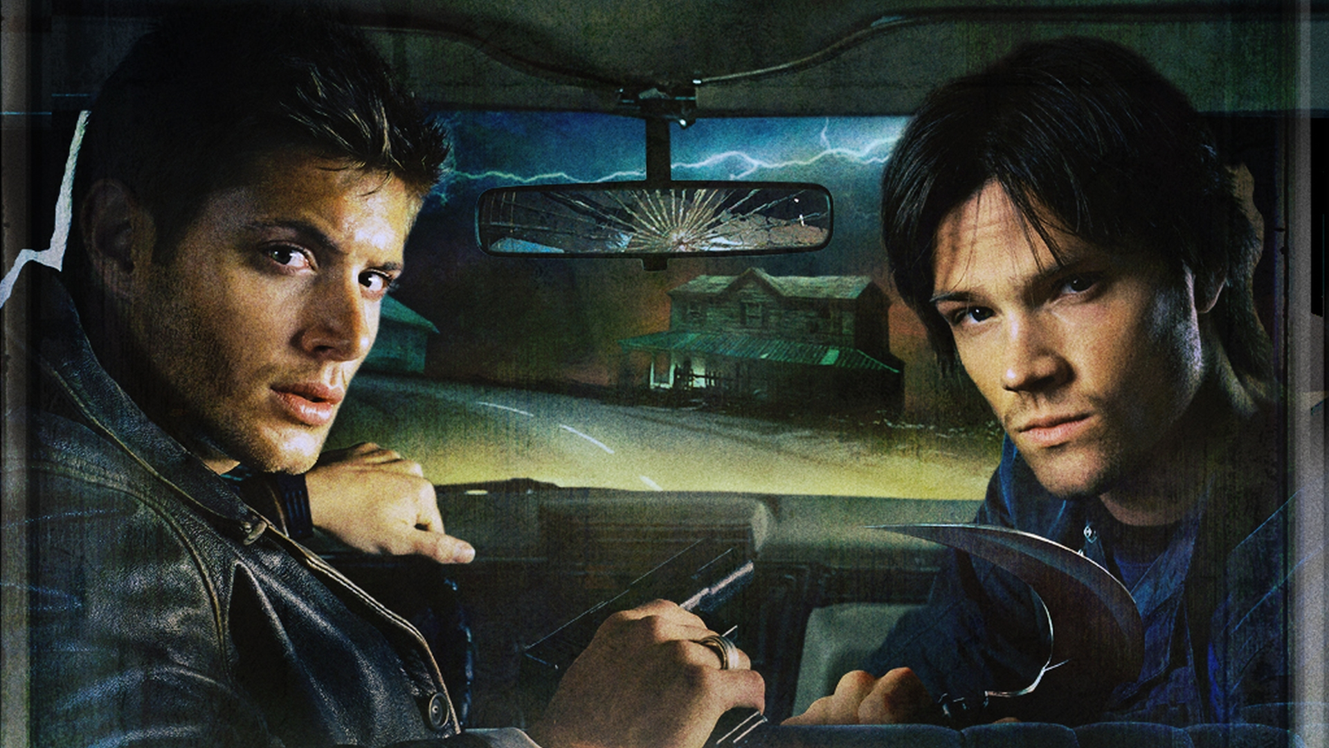 Supernatural Full HD Wallpaper and Background | 1920x1080 ...