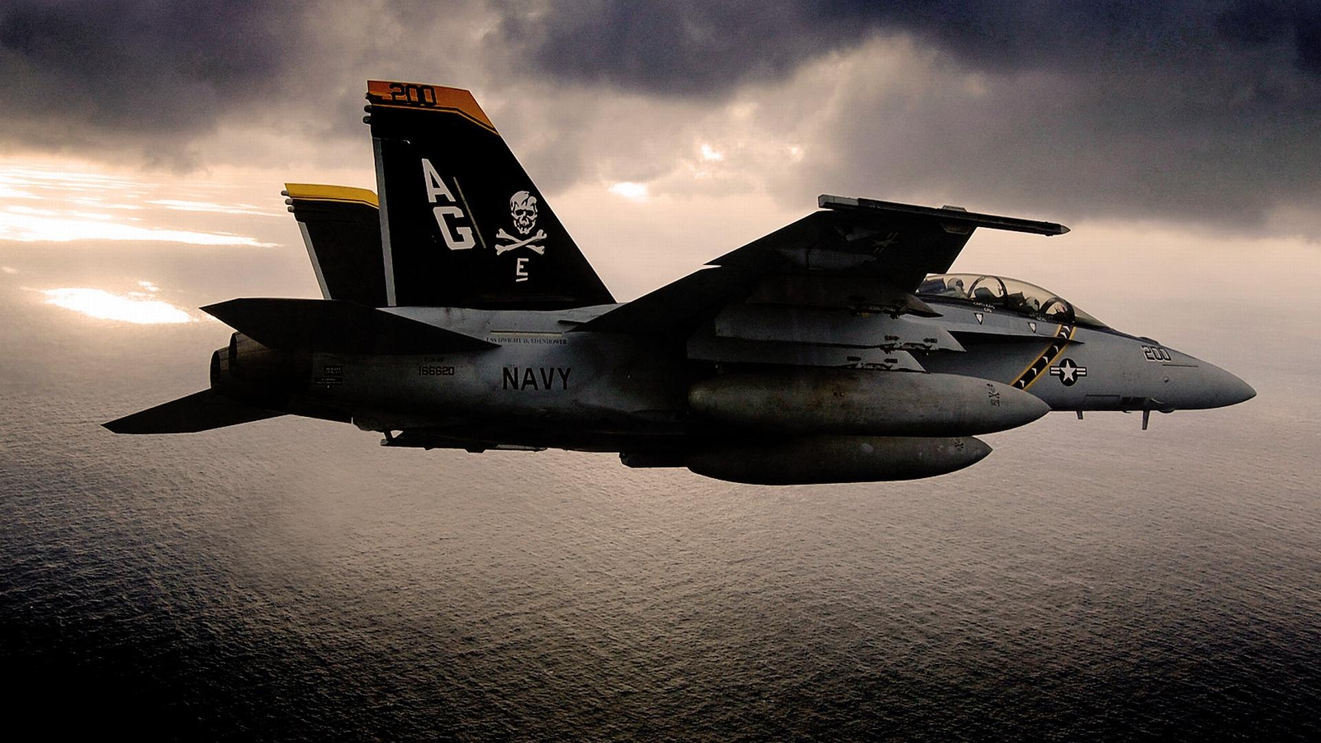 Boeing F/A-18E/F Super...