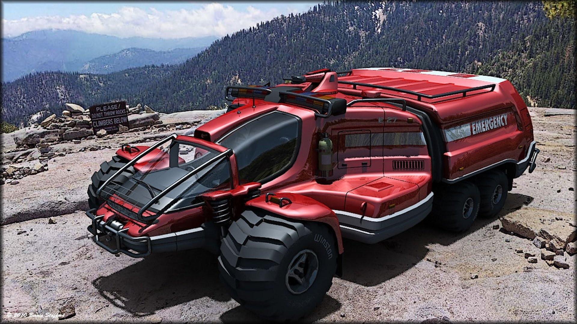 Sci Fi - Vehicle  Wallpaper