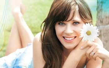 Celebrity - Zooey Deschanel Wallpapers and Backgrounds ID : 145065