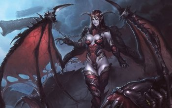 Fantasy - Demon Wallpapers and Backgrounds ID : 145447
