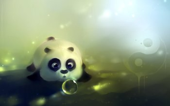 Animal - Panda Wallpapers and Backgrounds ID : 145977