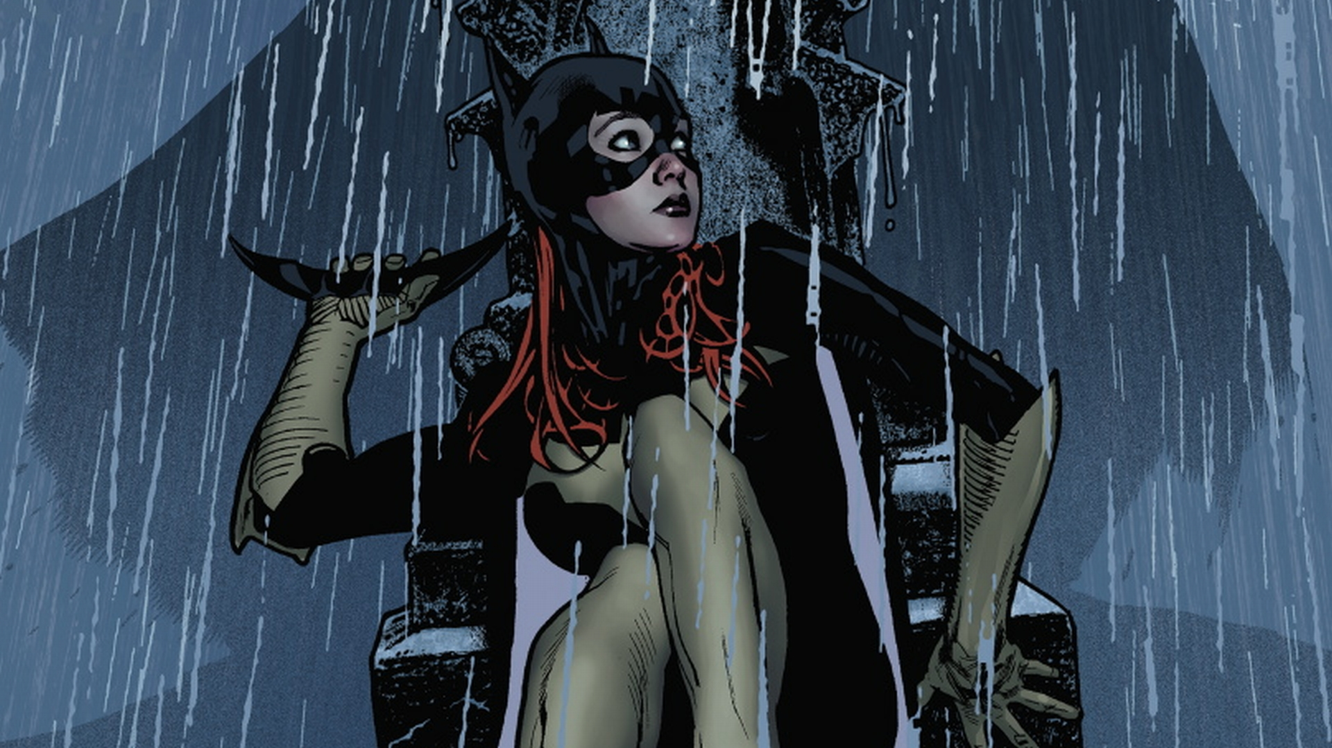 batgirl from dc comics wallpaper - photo #12