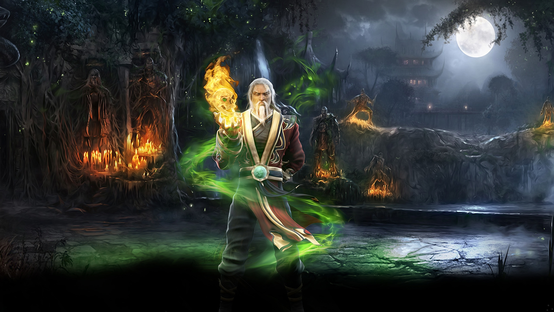 1920x1080 wizard wallpapers - photo #28