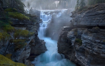 Tierra - Athabasca Falls Wallpapers and Backgrounds ID : 146049